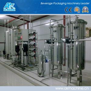 De kleine 304 Behandeling van het Water van de Omgekeerde Osmose van Roestvrij staal RO Gezuiverde