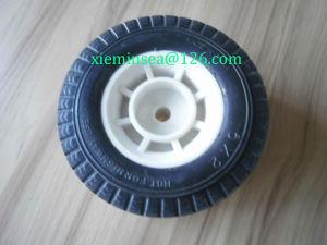 6*2インチPUの泡の車輪