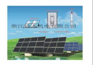 Sistema di pompaggio solare del nuovo modello