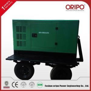 380kVA/280kw générateur diesel silencieux supérieure pour la Thaïlande