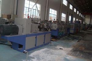 tubería de PVC doble línea de extrusión (SBP-DPVC110)