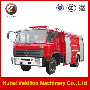 6m3 de l'eau camion de lutte contre les incendies de mousse