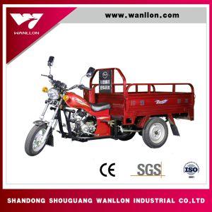 ガソリンによって貨物Trikeモーターを備えられる3 /Wheelの三オートバイ