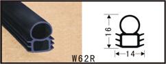 Joint de porte à porte en acier haute performance W62r