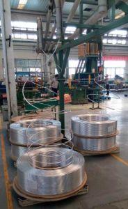 車のコンデンサーProduce/6063aluminumの管のコイルまたは風邪-引かれたアルミニウム管のためのアルミニウム管