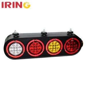 LED indicador de la carretilla/Parada/Retroceso/lateral/Jumbo Reflector Encendido automático de luces de cola con E4