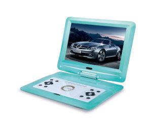 13.5 인치 개인적인 형 텔레비젼 조율사 (PD-1506)를 가진 휴대용 DVD 플레이어