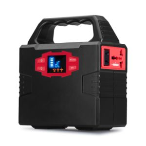 Generador de energía móvil con el inversor de Onda senoidal modificada