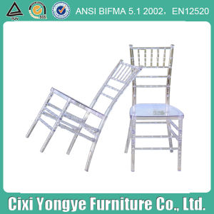 Banquets를 위한 투명한 Clear Chiavari Chair