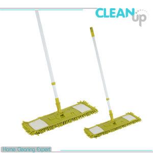 Для домашнего использования экономичных плоский из микрофибры для очистки СС с Telescipic ручки