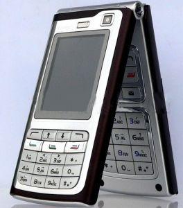 Affissione a cristalli liquidi della macchina fotografica 2 di Sim 2 Bluetooth 2 del telefono mobile 2