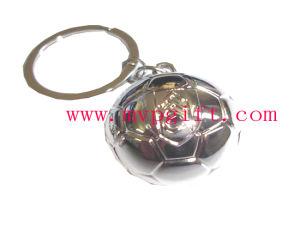 Corrente chave em branco do metal com logotipo da impressão (m-MK10)