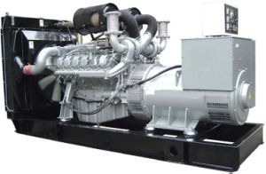 Diesel van Deutz Generator (32kva - 2000kva)