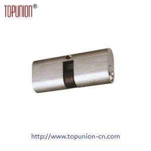 Euro1303 de alta calidad es de latón de perfil de cilindro de cerradura de doble apertura