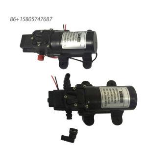 12 Volts da bomba de água de boa qualidade de desempenho confiável e fácil de instalar e operar