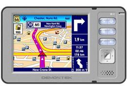 PDA+GPS+PVR+PMP (TS-119)
