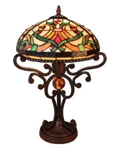 Luminária Tiffany de Arte de Mesa 698
