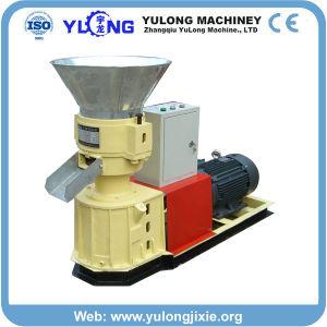 machine à granulés de bois plat Die la sciure de bois avec petite capacité