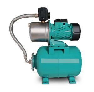 압력 탱크와 압력 통제를 가진 Ss 제트기 펌프