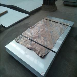 304 de la plaque en acier inoxydable laminés à chaud