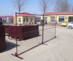 캐나다 임시 건축 Fence/6ftx9.5FT 임시 담 위원회
