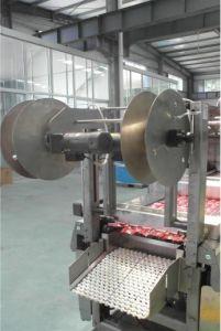 Macchina imballatrice del gas dell'istantaneo di Thermoforming di vuoto automatico della pellicola