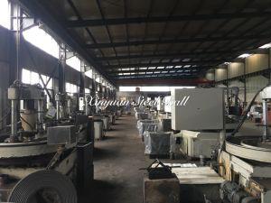 AISI1015 las bolas de acero para la industria Caster 5/16 pulgada 7.938mm G1000.