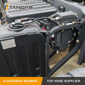 自動給水系統の部品のためのSAE9.49 SCRの速いコネクター