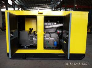 パーキンスエンジンサイレントディーゼル発電機ディーゼルエンジンを搭載したATS 12kVA〜1500kVA