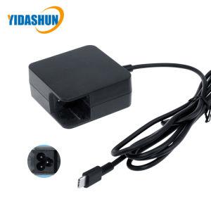 Port USB de type 45W-C pd chargeur adaptateur pour ordinateur portable HP Elite X3, HP Pavilion X2