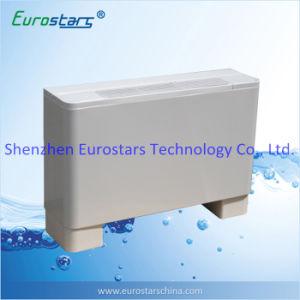Plafond invisible exposés Cassette horizontale d'eau réfrigérée unité de bobine du ventilateur