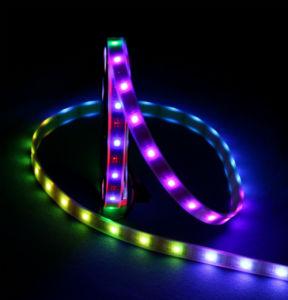 Luz de tira Cuttable mutável do diodo emissor de luz 1LED de DC5V individualmente