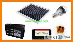 220V 3W 5W Solar Rechargeable Emergency Lamp