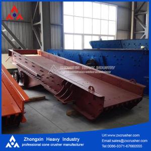 L'usine pour l'exploitation minière de convoyeur vibrant de vente