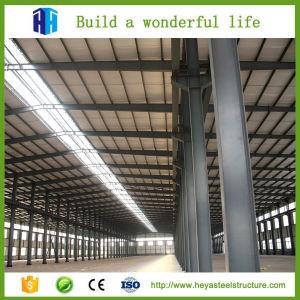 Taller de almacén de arrojar la estructura del edificio La construcción de acero empresas en China