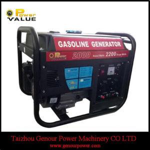 ホームUse中国2kw Petrol Power Turbine Generators