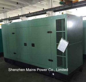gruppo elettrogeno diesel silenzioso di Pekins di potere standby di valutazione di 660kVA 528kw