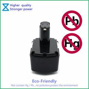 Высокое качество электроинструмент аккумуляторная батарея для Hitachi 14,4 V с маркировкой CE/RoHS/UL