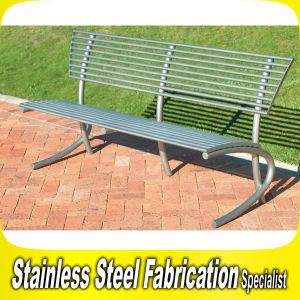 Keenhaiの専門のカスタムステンレス鋼の公園のベンチのガーデン・チェア
