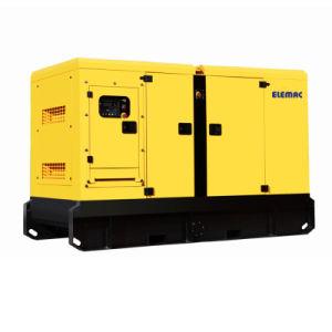 Perkins Engine Soundproof Diesel Generator의 9kVA Powered
