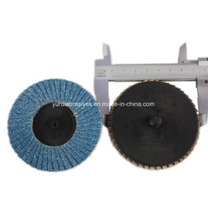 金属の折り返しの粉砕の磨く車輪のための円の研摩の粉砕ディスク