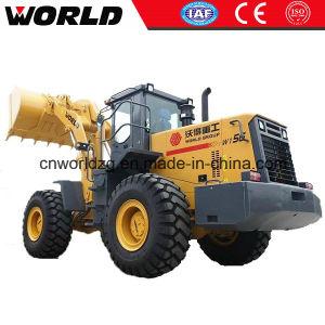 5t de Lader van het Wiel van de zware Apparatuur van de Bouw
