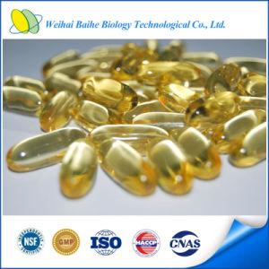 GMP Ceitified de Organische Vitamine E Veggie Softgel van de Olie van het Lijnzaad