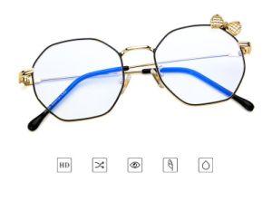 Het optische Frame van de Glazen van het Frame Nieuwste Trendy Goedkope Optische