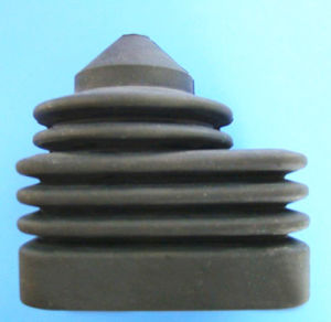 Prácticas en el nuevo diseño de cubierta de polvo de caucho