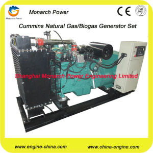 50kw Natural Gas Generator con el CE Certificate