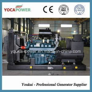100kw /125kVA 디젤 엔진 발전기에 의하여 강화되는 Doosan 발전기 세트