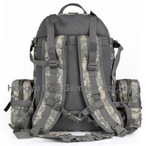 Grand sac à dos étanche militaire de l'unité ACU