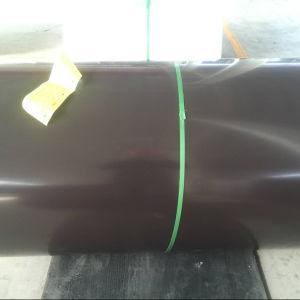 Lamiera di acciaio ondulata galvanizzata del materiale da costruzione dello strato di Flate per tetto