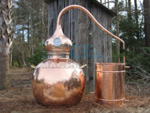Macchina della colonna di distillazione del distillatore dell'alcool